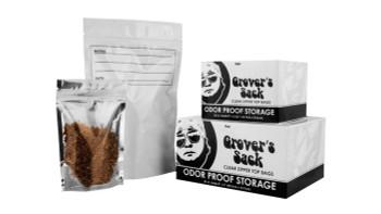 Grover Sack Odor Proof Storage Large