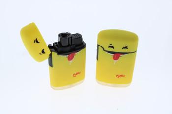 Zengaz Mega Jet Flame Pocket Lighter (Yellow Guttler)