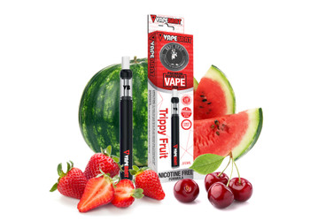 VapeBrat Disposable Nicotine Free Pen: Trippy Fruit