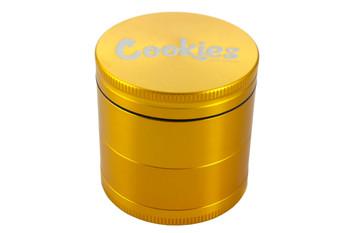 Cookies Large 4 Level Grinder 62mm Gold