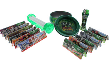 Cheech & Chong Rolling Papers with Accessories Holiday Gift Kit - Medium