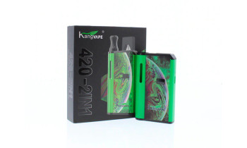 KangVape 420 2in1 Green Prism