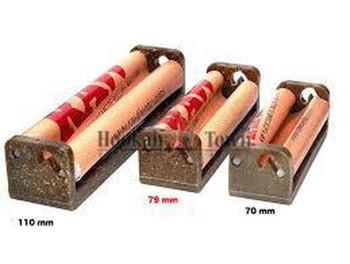 Raw Hemp Plastic Cigarette Rolling Machine 79mm 1 1/4 size