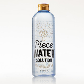 Piece Water Solution 12 Oz Bottle