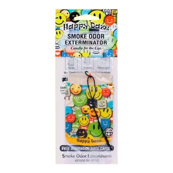 Smoke Odor Exterminator Car Hanger  - Happy Daze