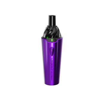 Lookah Ice Cream Dry Herb Vaporizer Kit - Purple