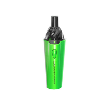 Lookah Ice Cream Dry Herb Vaporizer Kit - Green