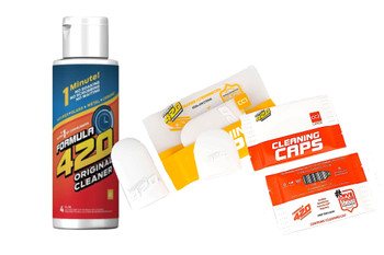 Formula 420 Mini Cleaning Kits 4oz Bottle Gift Kit