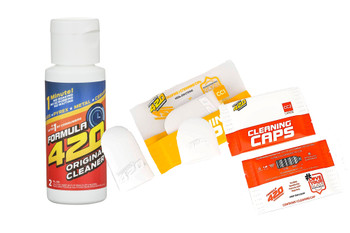 Formula 420 Mini Cleaning Kits 2oz Bottle Gift Kit