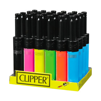 Neon Clipper - Electronic Tube Lighter