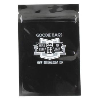 Smell Proof Goodie Bag - Medium Black