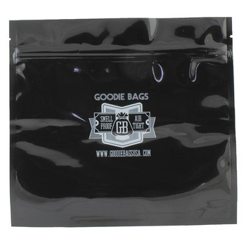 Smell Proof Goodie Bag - Large Black