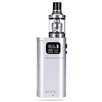 Smok G80 Kit Silver