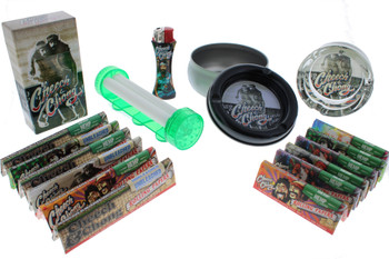 Cheech & Chong Rolling Papers with Accessories Holiday Gift Kit - Party