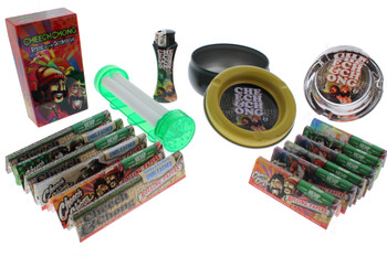 Cheech & Chong Rolling Papers with Accessories Holiday Gift Kit - Retro