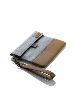 GRAV Smell-Proof Pouch Brown and Grey