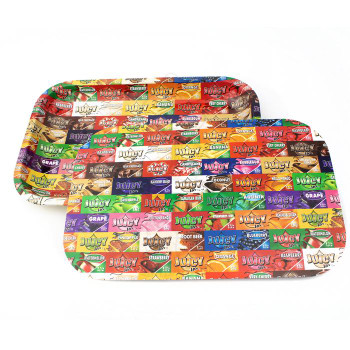 Juicy Jay Rolling Tray Magnetic Cover 11 x 7