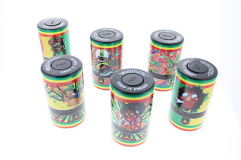 Rasta Storage Container Moisture Proof Cans