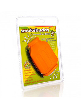 SmokeBuddy Jr Personal Smoke Air Filter - Orange