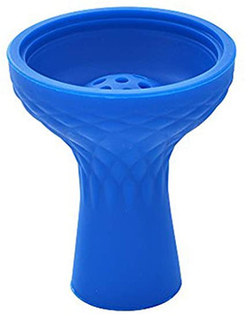 Shisha Silicone Funnel Bowl Hookah Bowl Blue