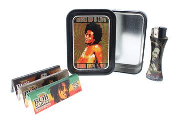 Bob Marley Mini Tin Kit