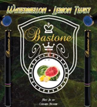 Rechargeable Hookah Stick Liquid Bastone: Watermelon Lemon Twist Nicotine-Free
