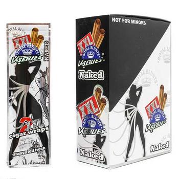 K Series Royal Blunts XXL Wraps - Naked