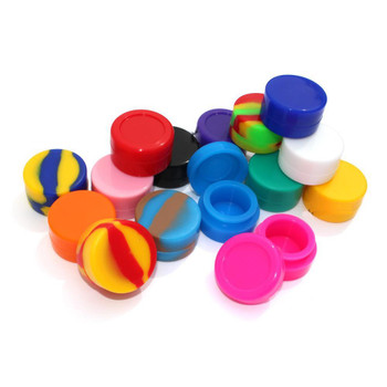 Silicone Jar 5ml Assorted Colors