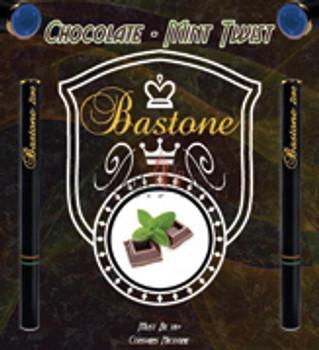 E Hookah Refill Bastone:Chocolate Mint Twist Nicotine-Free