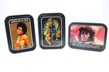Bob Marley Stash Tin Tray