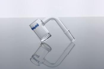 Galaxy Enail Quartz Banger 10mm Male 90 Degree 20mm Diameter