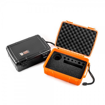 Huni Badger Big Badger Case Orange