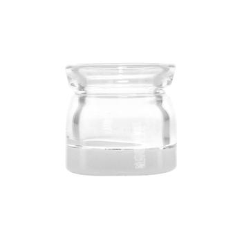 Milk Jar Opaque Bottom Banger Insert 19mm