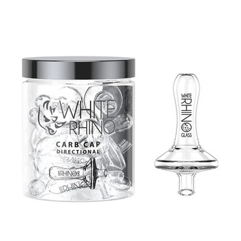 Directional Carb Cap by White Rhino