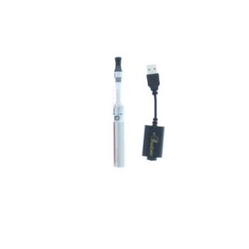 Best Rechargeable Hookah Pen Chrome: Bastone Mini CE5 650 MAH Battery