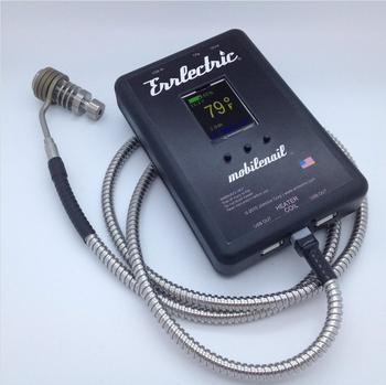 Errlectric MobilEnail 120V Standard Titanium