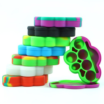 Cloud Silicone Container 85ml Assorted