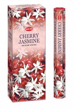Hem Incense: Cherry Jasmine: 20 Sticks