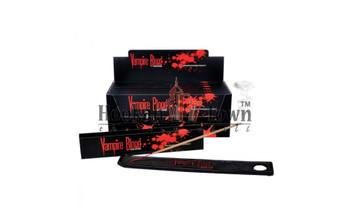 Vampire Blood Incense 50 pc Set + Holder