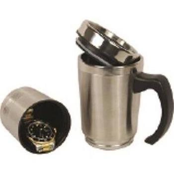 Travel Mug Stash Can Diversion Safe