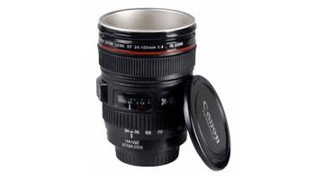Camera Lens Diversion Safe