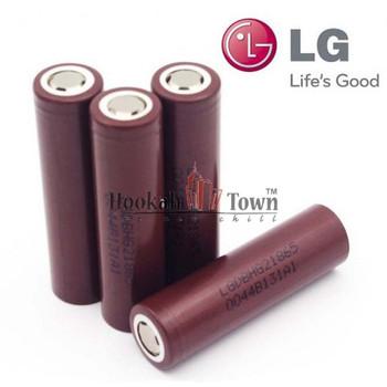 LG HG2 18650 20A 3000MAH BATTERY 3.7V (4 Pack)