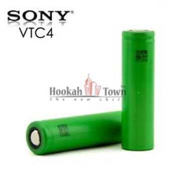 SONY US 18650 VTC4 2100MAH 30A RECHARGEABLE HIGH DRAIN BATTERY (4 PACK)
