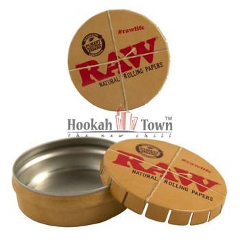 RAW POP TOP TIN