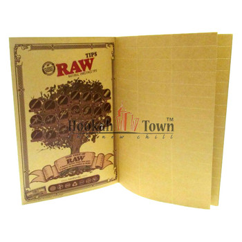 TIPS RAW RAWLBOOK 420 NATURAL UNREFINED TIPS + 60EXTRA TIPS FOR MOOCHERS