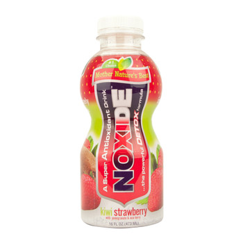 NOXIDE DETOX FORMULA ANTIOXIDANT DRINK: KIWI STRAWBERRY : 16 FL OZ