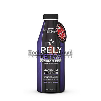 TOTAL ECLIPSE RELY DETOX MAXIMUM STRENGTH - GRAPE FLAVOR 16 FL OZ (473 ML) LIQUID