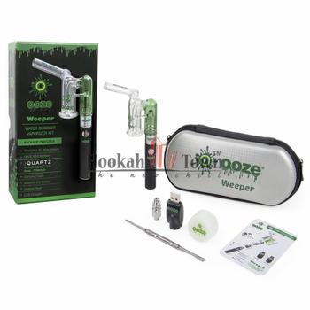 Weeper Water Bubbler Vaporizer Pen Kit