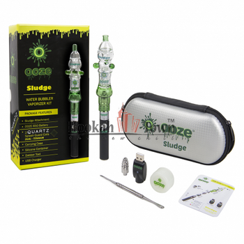 Sludge Water Bubbler Vaporizer Kit