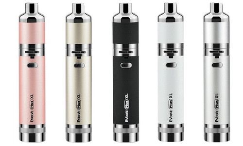Yocan Evolve PLUS 2 in 1 Wax and Dry Herb Vape Kit - HookahTown com